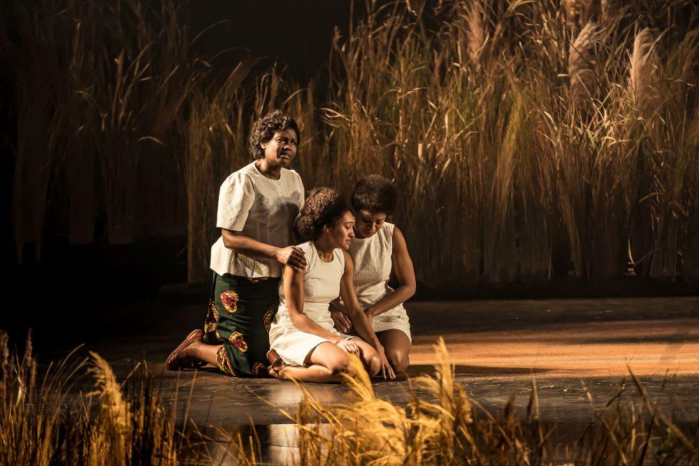 Antigone production image