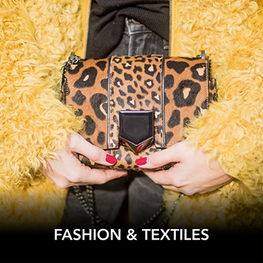 Explore all Fashion and Textiles content