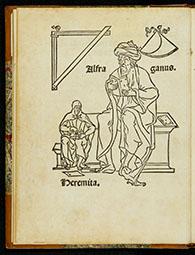 Farghani - Breuis ac perutilis cōpilatio Alfragani astronomo[rum] peritissimi : totῡ id continens quod ad rudimenta astronomica est opportunum.