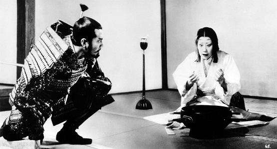 Image from Akira Kurosawa's The Macbeths