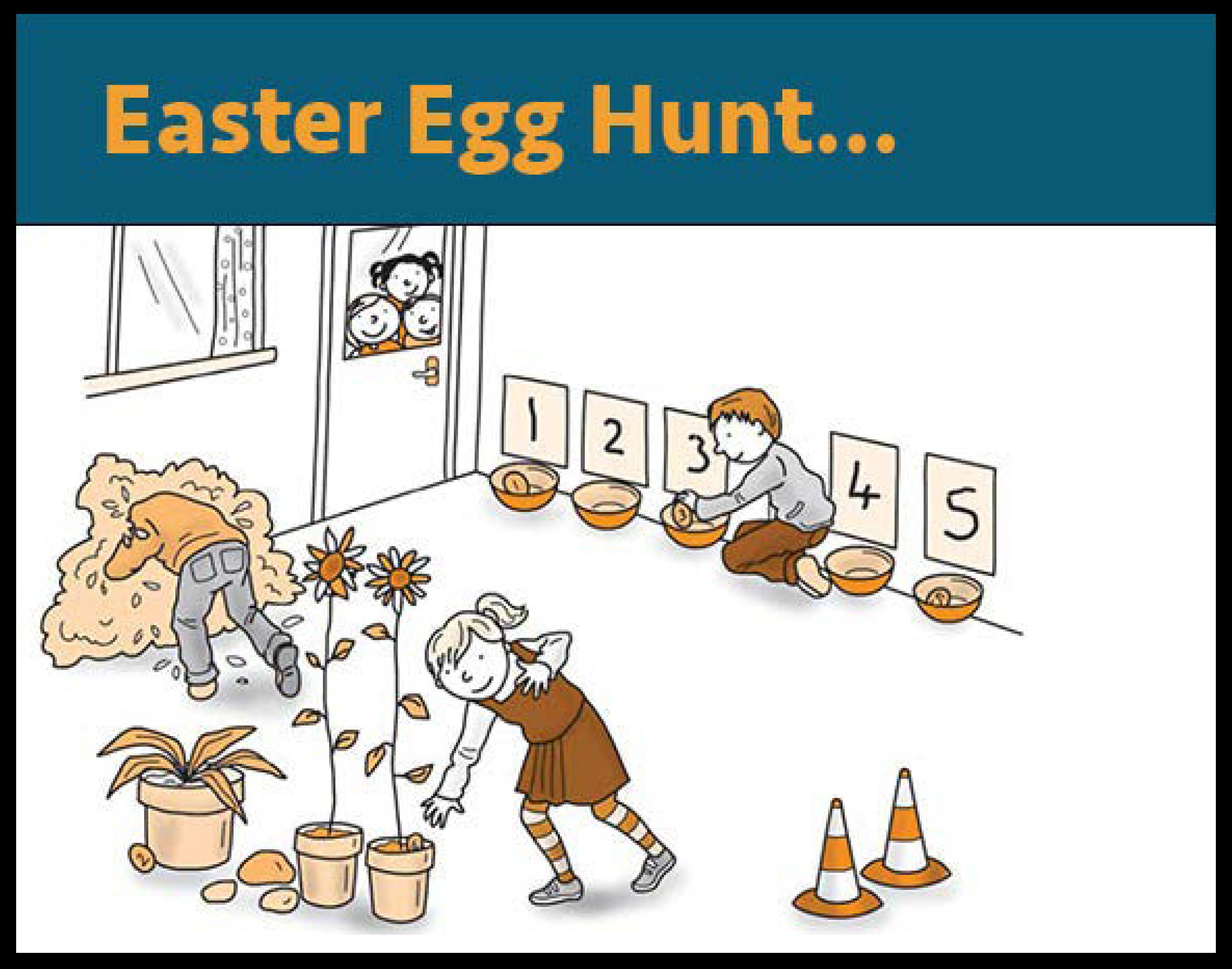 Spring: Easter Egg Hunt