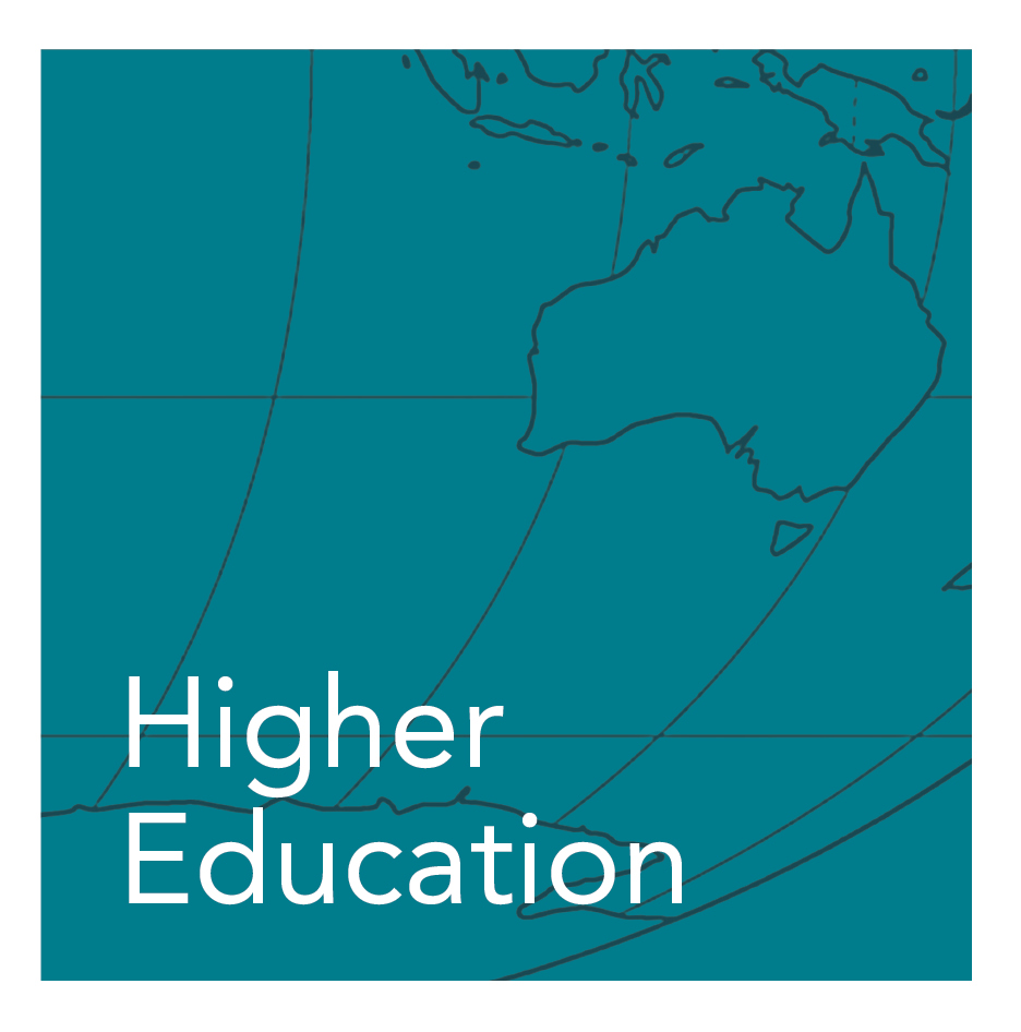 Explore Higher Education content
