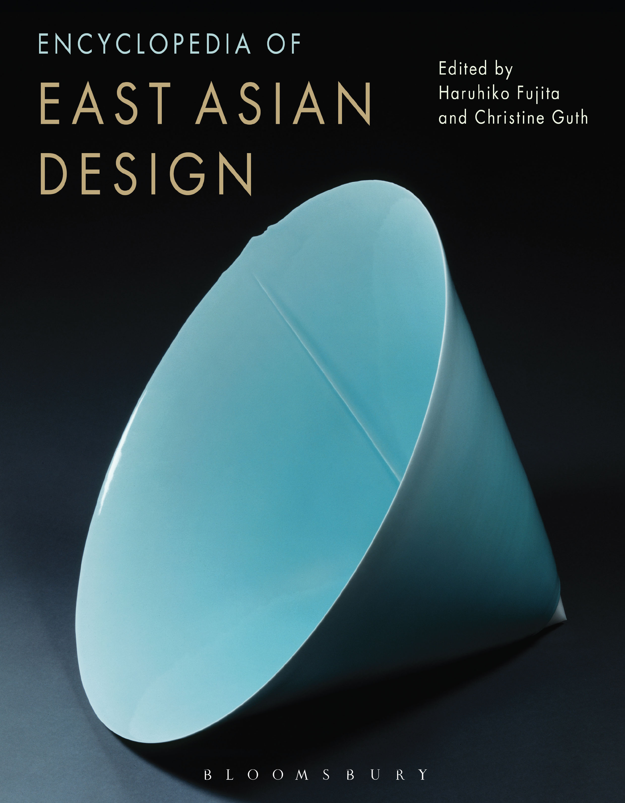 Front cover of the Encyclopedia of East Asian Design (Cover: Bloomsbury Publishing)