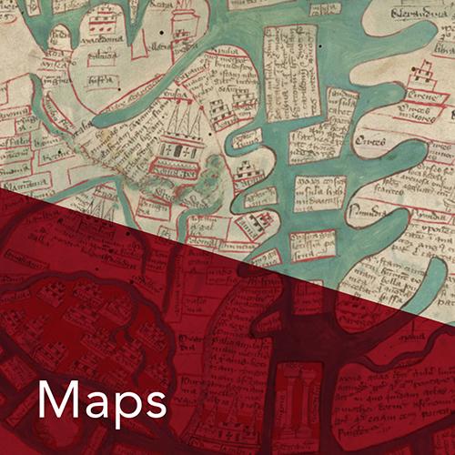 Explore Medieval maps