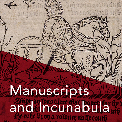 Explore Medieval manuscripts and incunabula