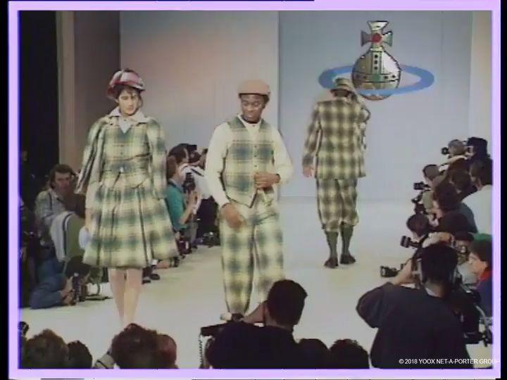 Bloomsbury Fashion Video Archive Vivienne Westwood