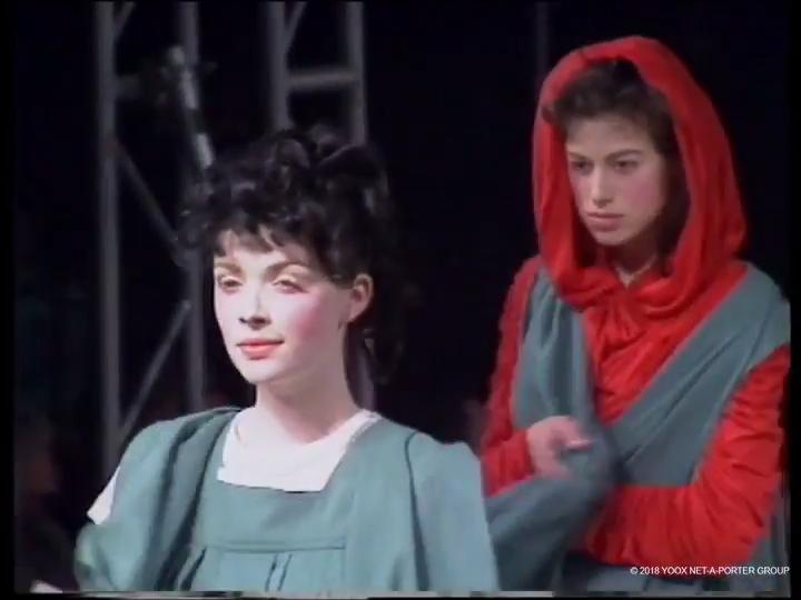 Vivienne Westwood, Spring/Summer 1988