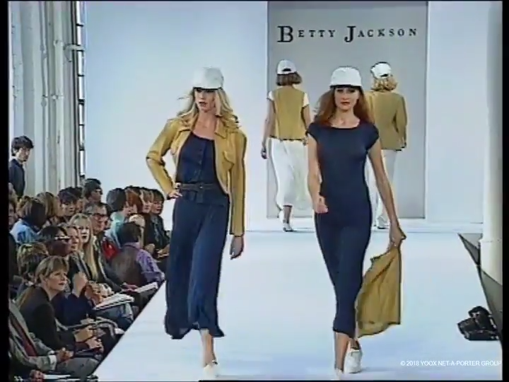 Betty Jackson, Spring/Summer 1993