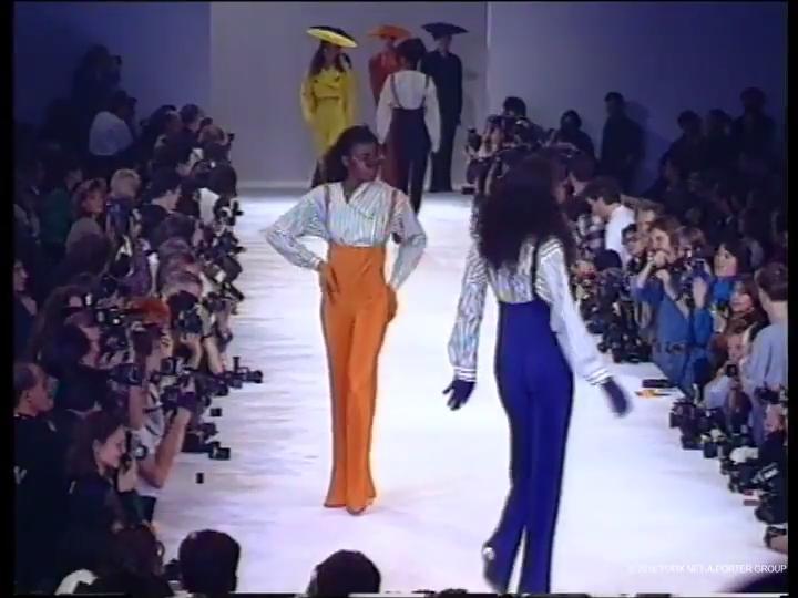 Issey Miyake, Spring/Summer 1989