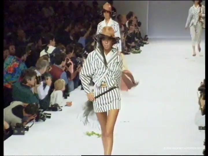 Issey Miyake, Spring/Summer 1991