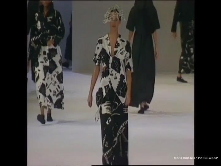 Issey Miyake, Spring/Summer 1993