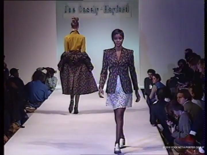 Joe Casely-Hayford, Autumn/Winter 1995