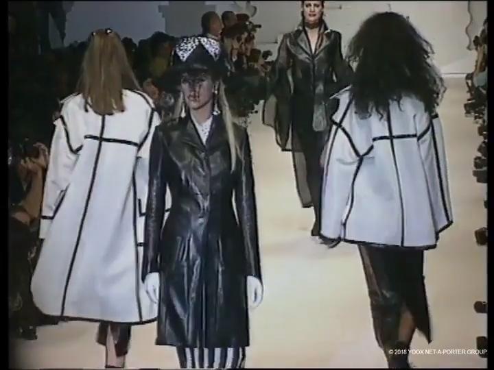 Karl Lagerfeld, Spring/Summer 1993
