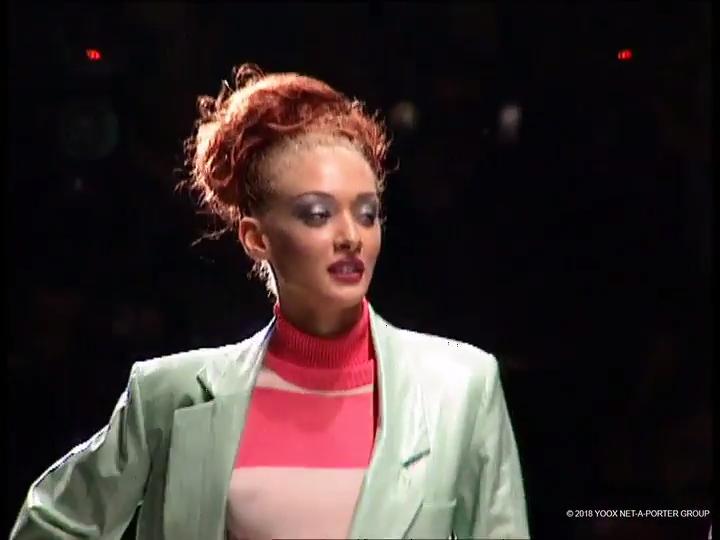 Karl Lagerfeld, Spring/Summer 1996