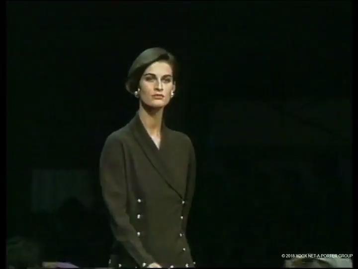 Chanel, Autumn/Winter 1989