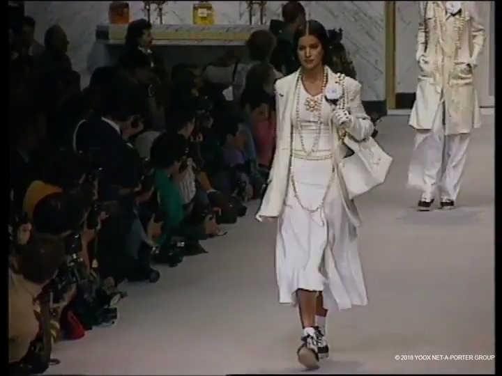 Chanel, Spring/Summer 1993