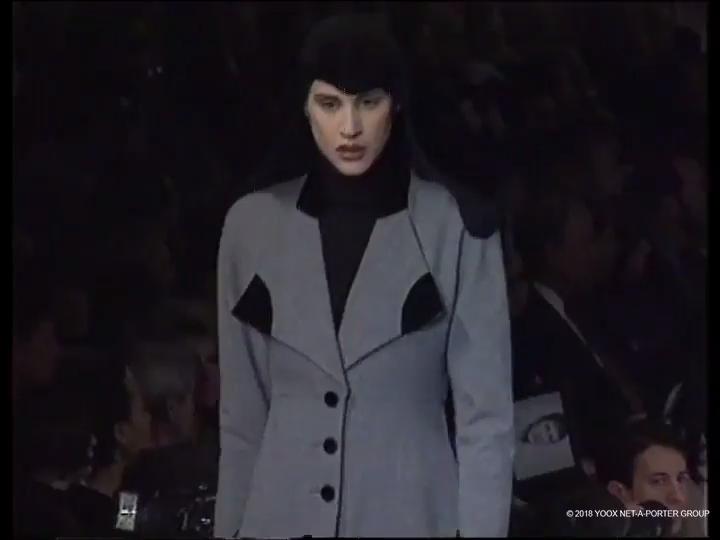 Karl Lagerfeld, Autumn/Winter 1993