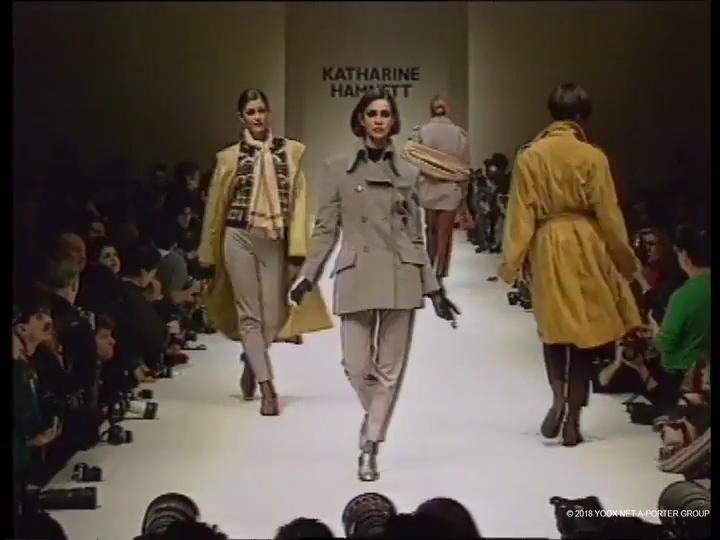 Katharine Hamnett, Autumn/Winter 1992