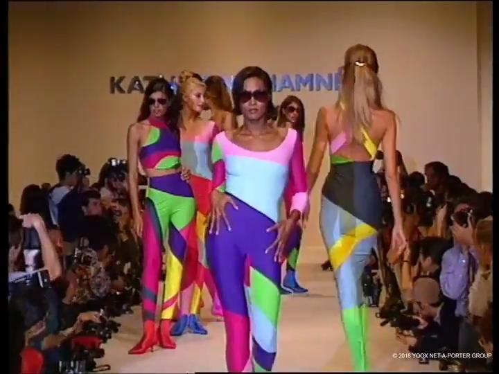 Katharine Hamnett, Spring/Summer 1991