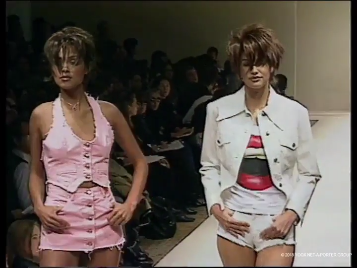 Katharine Hamnett, Spring/Summer 1993