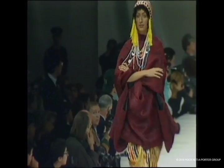 Yohji Yamamoto, Spring/Summer 1993