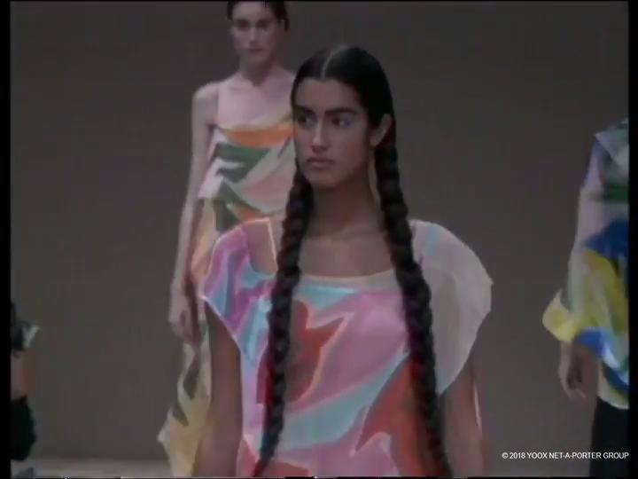 Yohji Yamamoto, Spring/Summer 1990