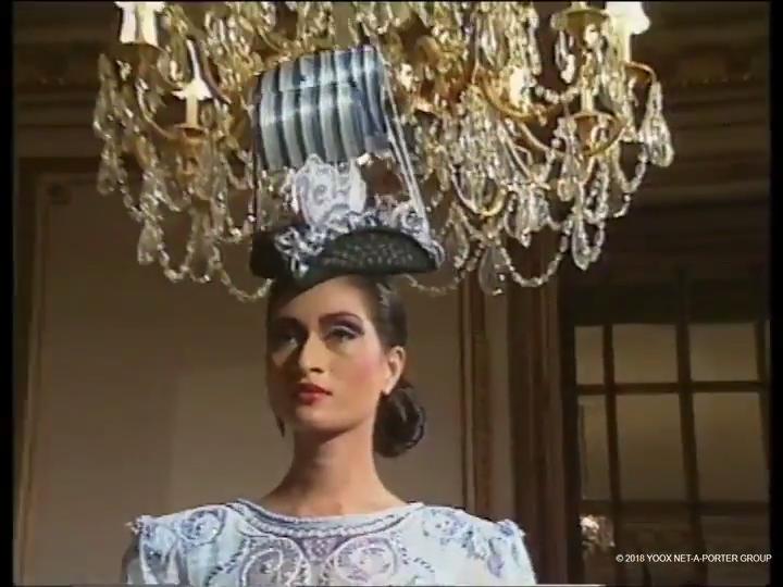 Zandra Rhodes, Spring/Summer 1989