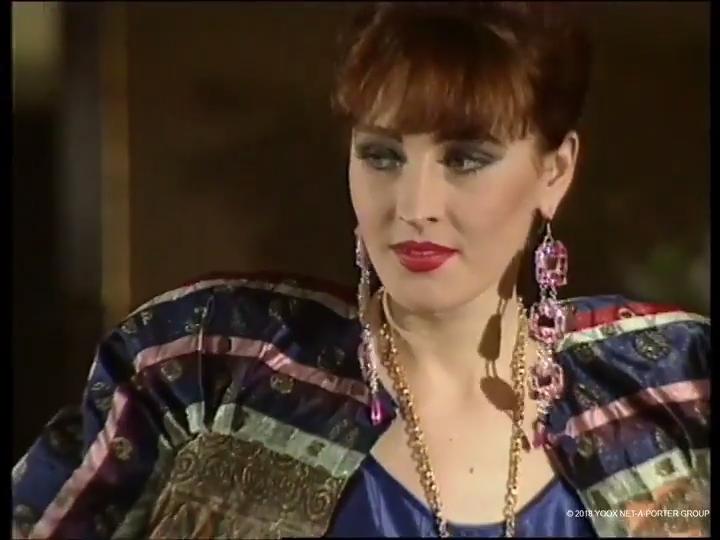 Zandra Rhodes, Spring/Summer 1991