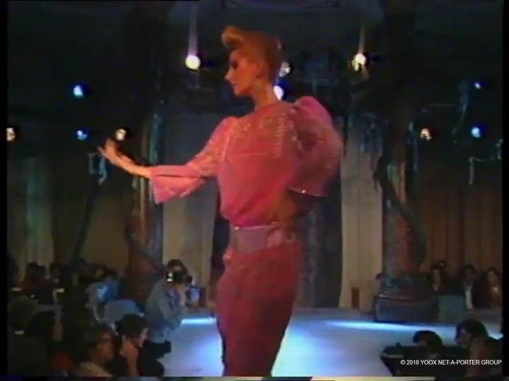 Zandra Rhodes, Spring/Summer 1984
