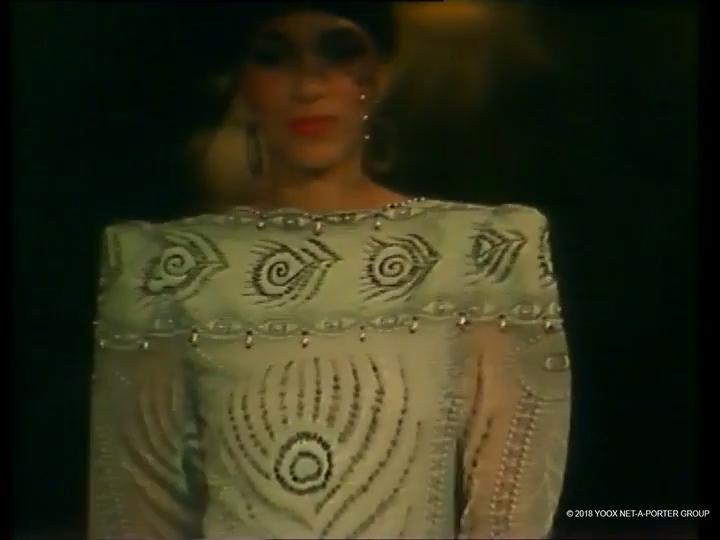 Zandra Rhodes, Spring/Summer 1986