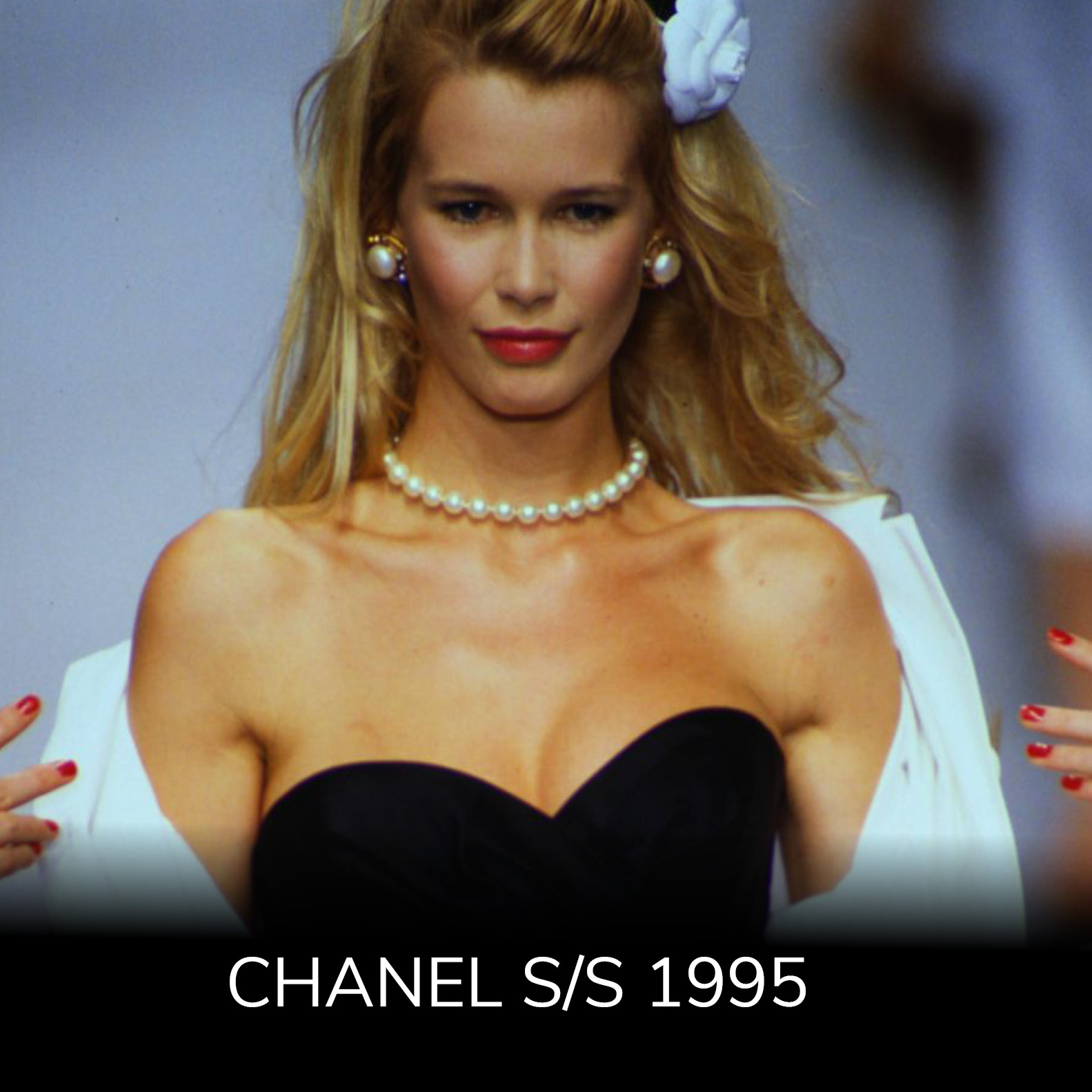 Chanel Spring/Summer 1995