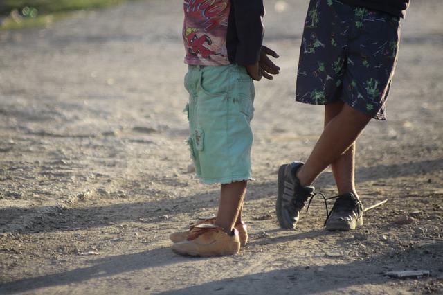 Children in Albania