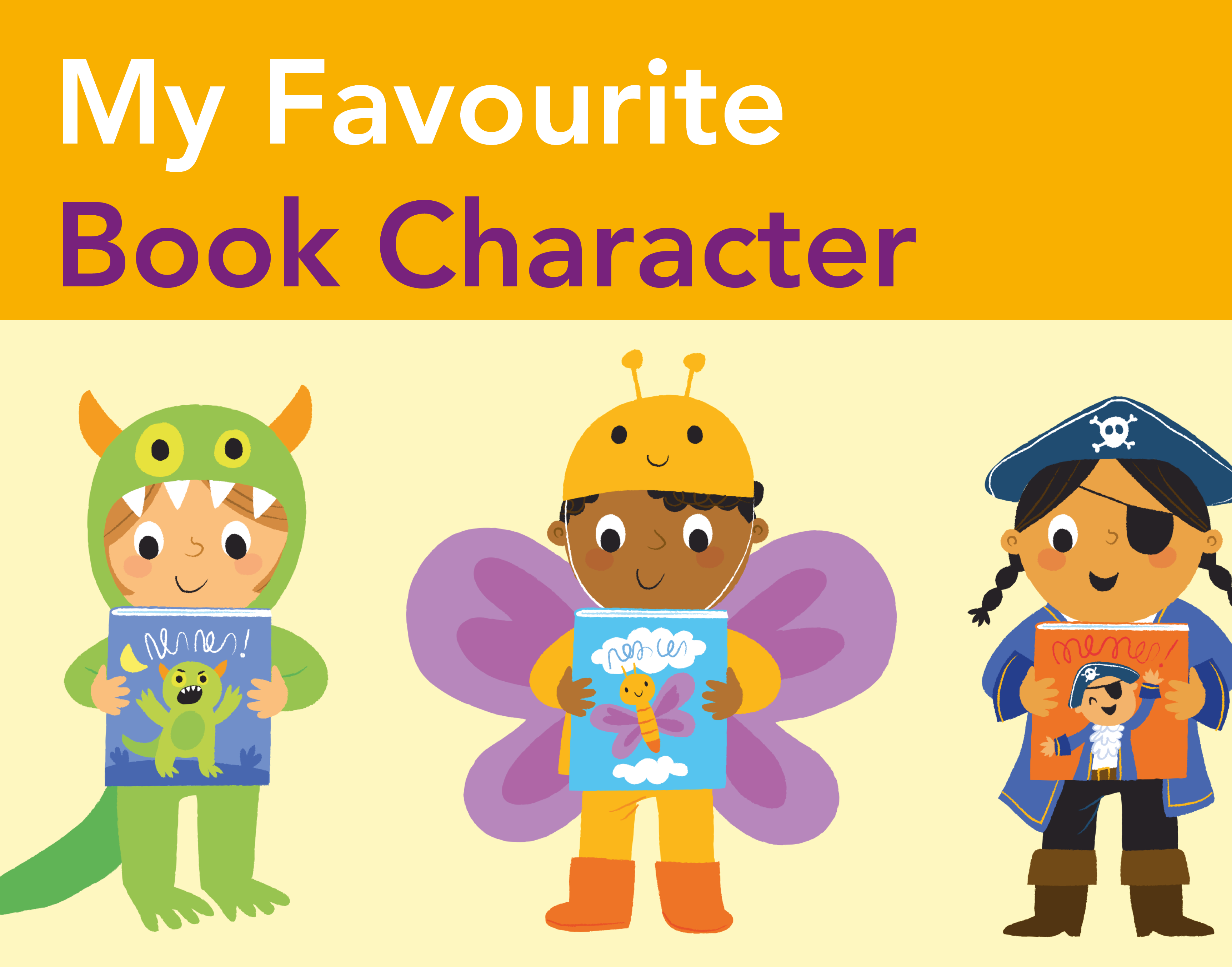 My Favourite Book Character