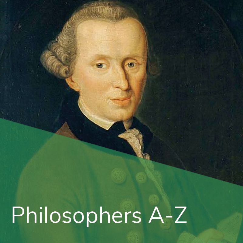 Philosophers A-Z