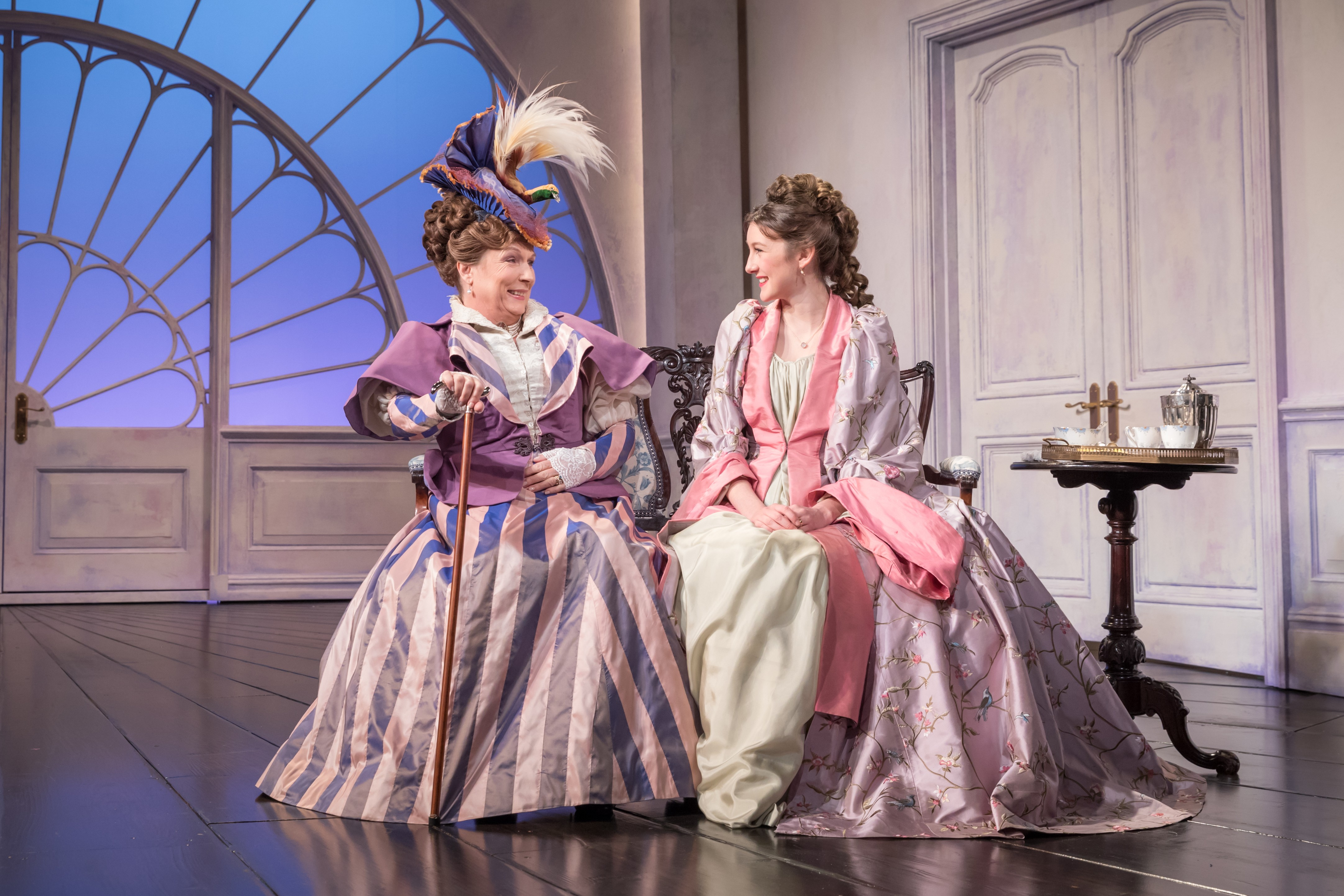 Lady Windermere's Fan production photo