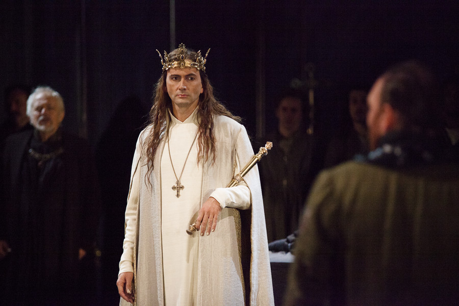 Richard II production image