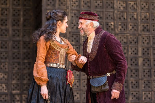 Merchant of Venice production image