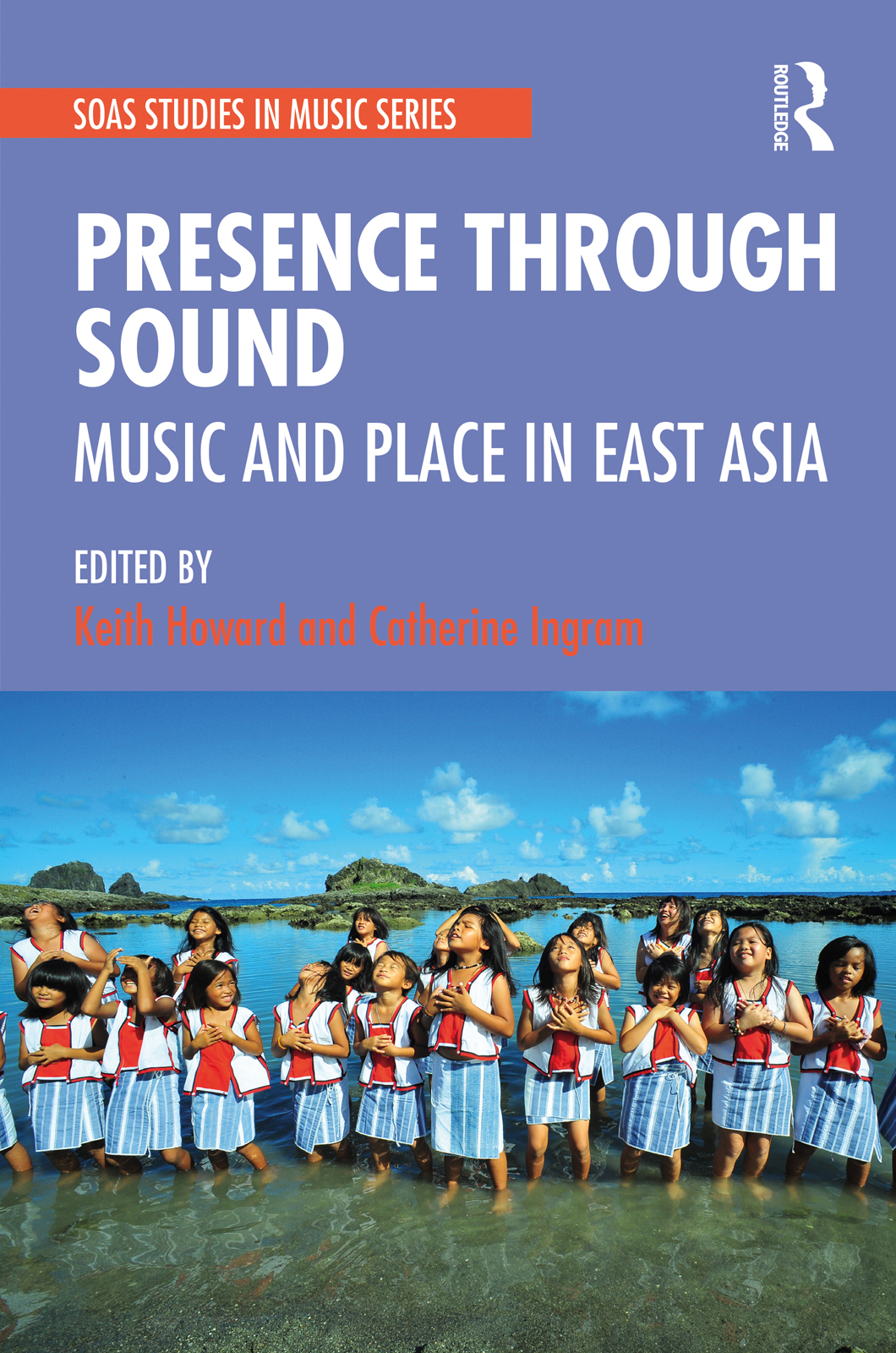 Book cover for Presence Through Sound (Routledge)