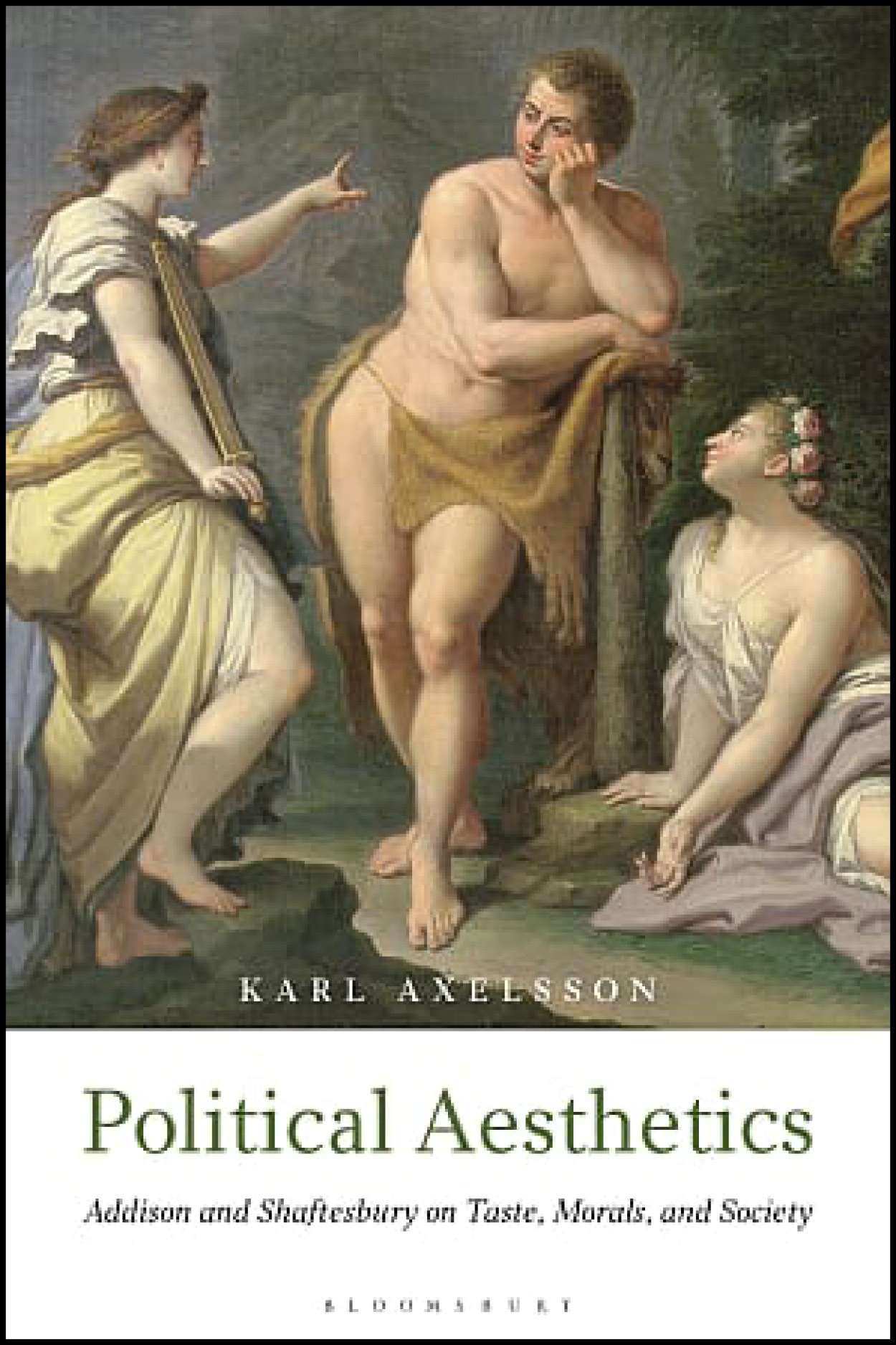 Front cover of Political Aesthetics