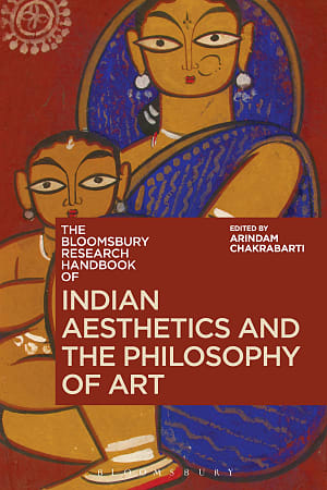 Front cover of The Bloomsbury Research Handbook to Indian Aesthetics and Philosophy of Art
