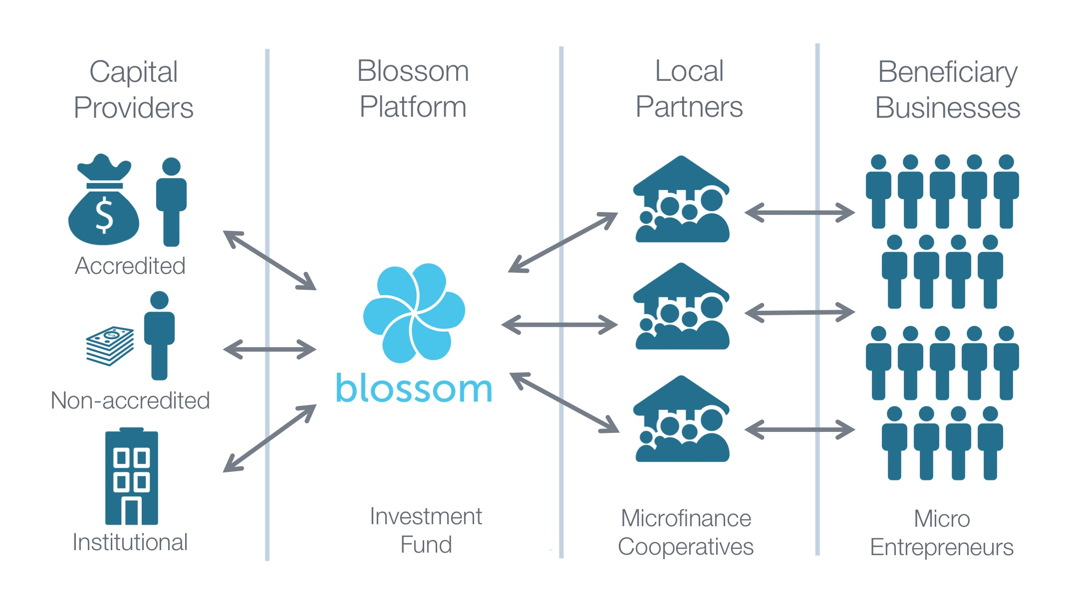 Blossom Fund Model