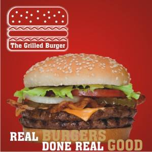 The Grilled Burger