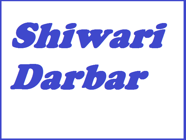 Shinwari Darbar