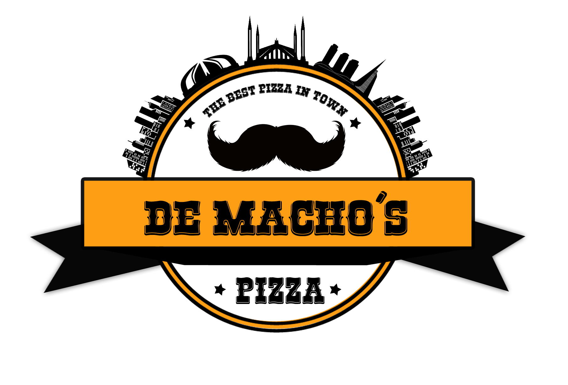 De Machos Pizza