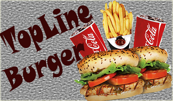 Top Line Burger Main Market