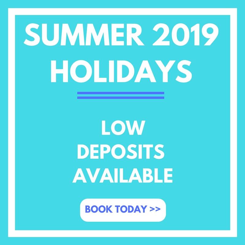 Summer 2019 Low Deposits