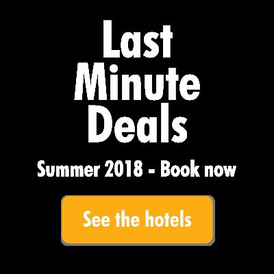 Last Minute Deals Summer 2018