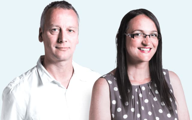 Personal Travel Advisors, Chris & Hayley