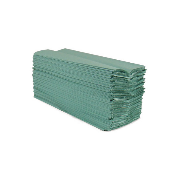 Paper Towels, 1-ply green