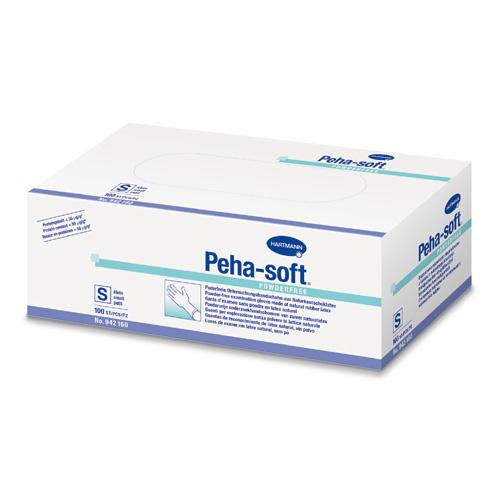 Peha-soft – Powder-free Latex Gloves Size XS
